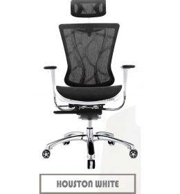 jual kursi kantor carera houston white